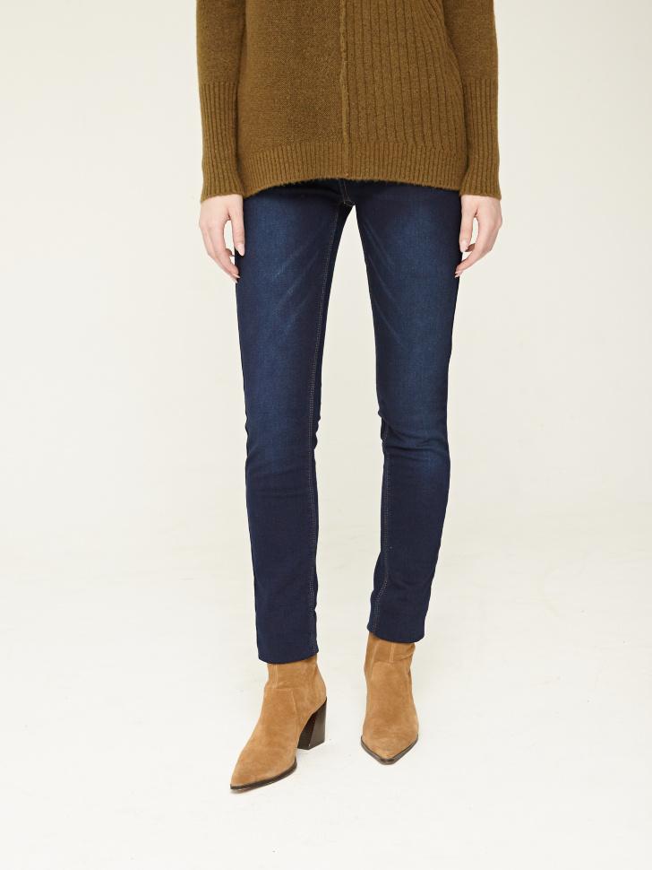 Купить со скидкой брюки джинсовые (синий, W26)