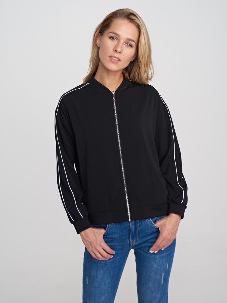 Куртка (черный, XS)