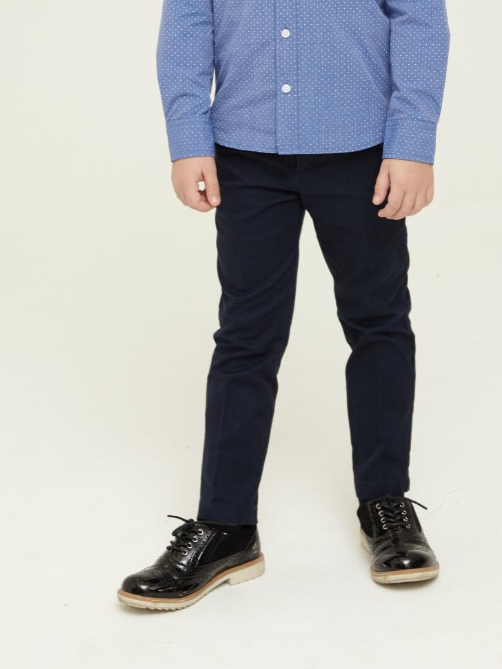 брюки для мальчиков (синий, 2)
