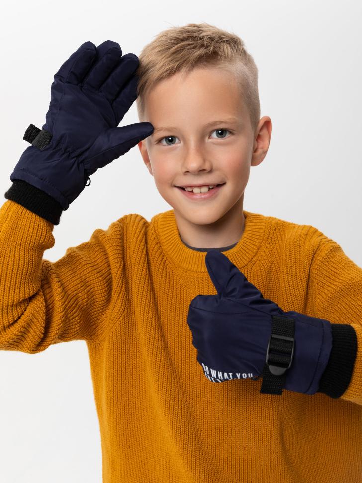 Водонепроницаемые перчатки для мальчиков (синий, 3 - 4 YEARS)