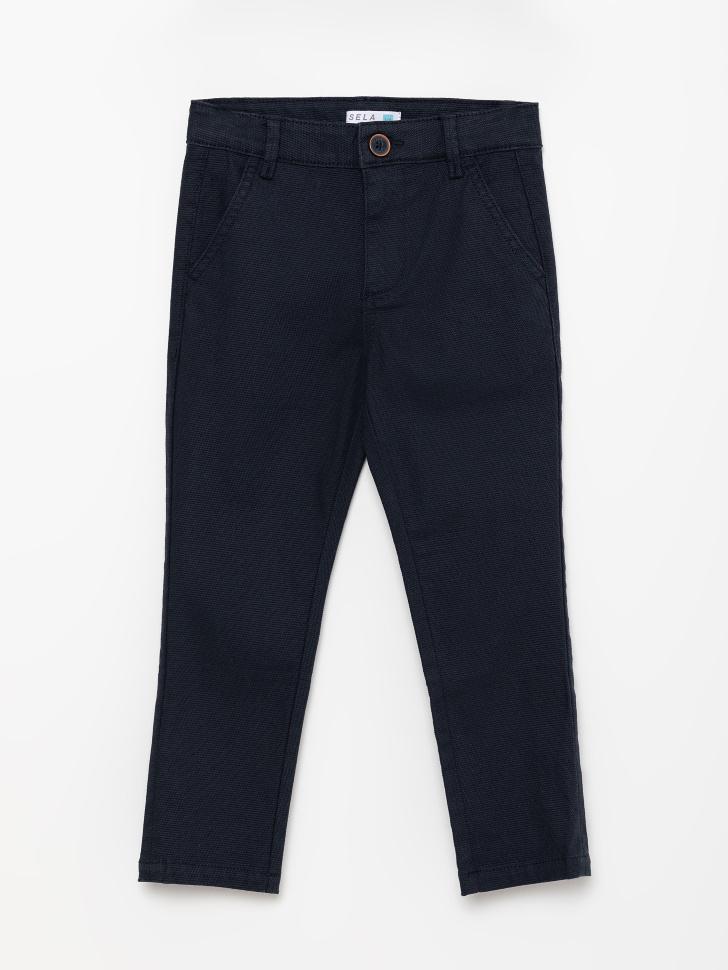 SELA брюки для мальчиков (синий, 116/6-7 YEARS)