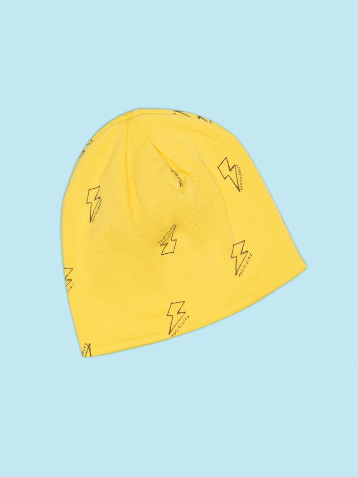 шапка на подкладке для мальчиков