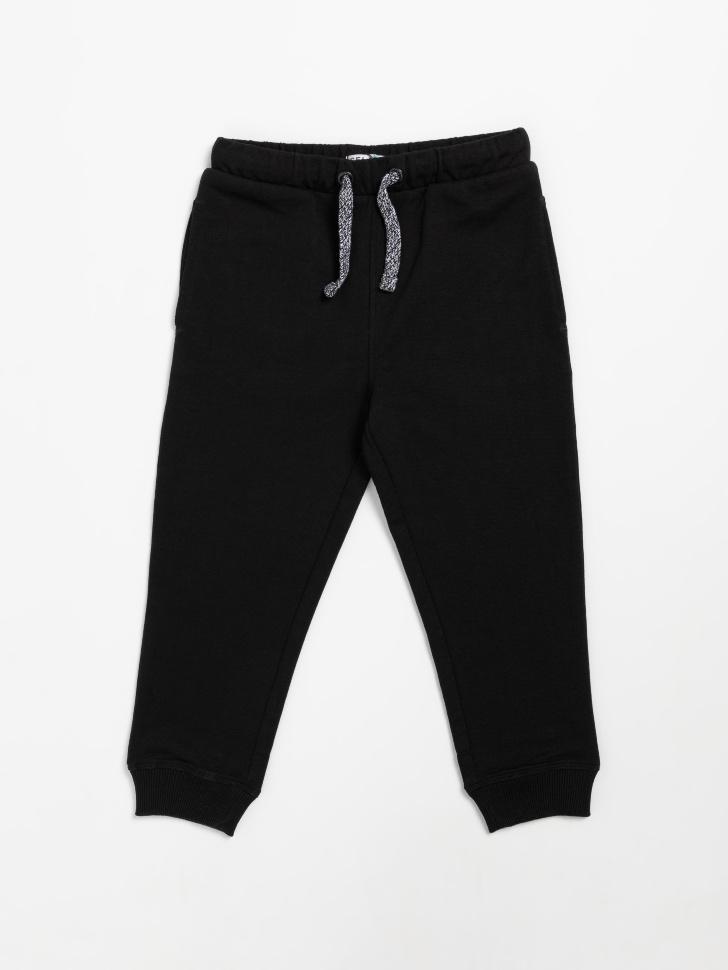 SELA брюки для мальчиков (черный, 116/ 6-7 YEARS)