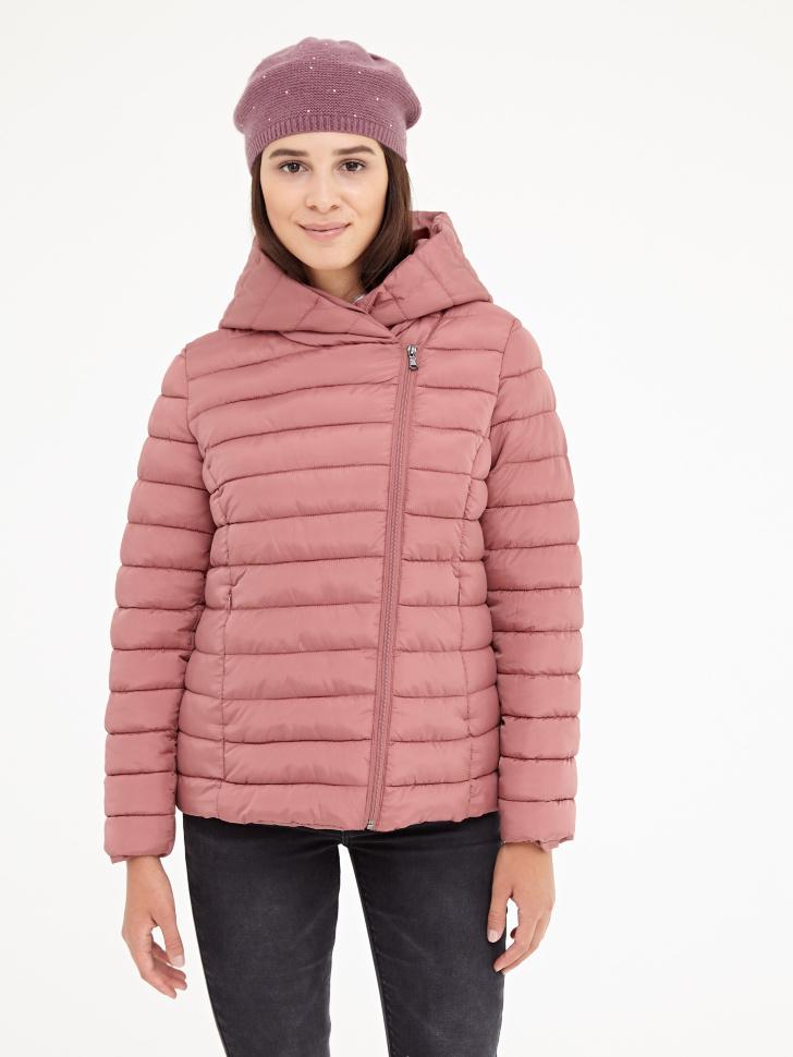Купить со скидкой Куртка (бордовый, S)