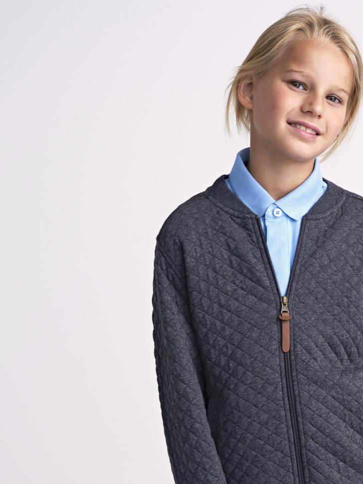 Купить со скидкой Куртка для мальчиков (серый, 9)