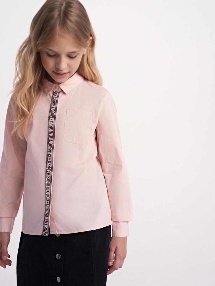 Купить со скидкой Блузка для девочек (розовый, 10)