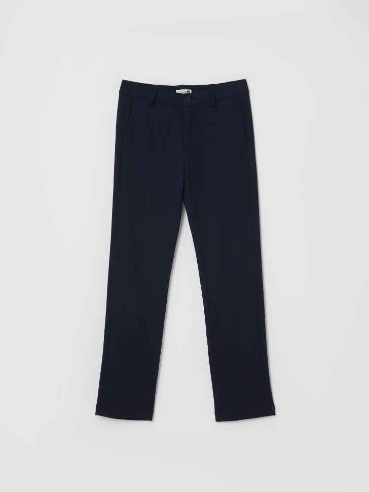 Трикотажные брюки для мальчиков (синий, 164/ 14-15 YEARS)