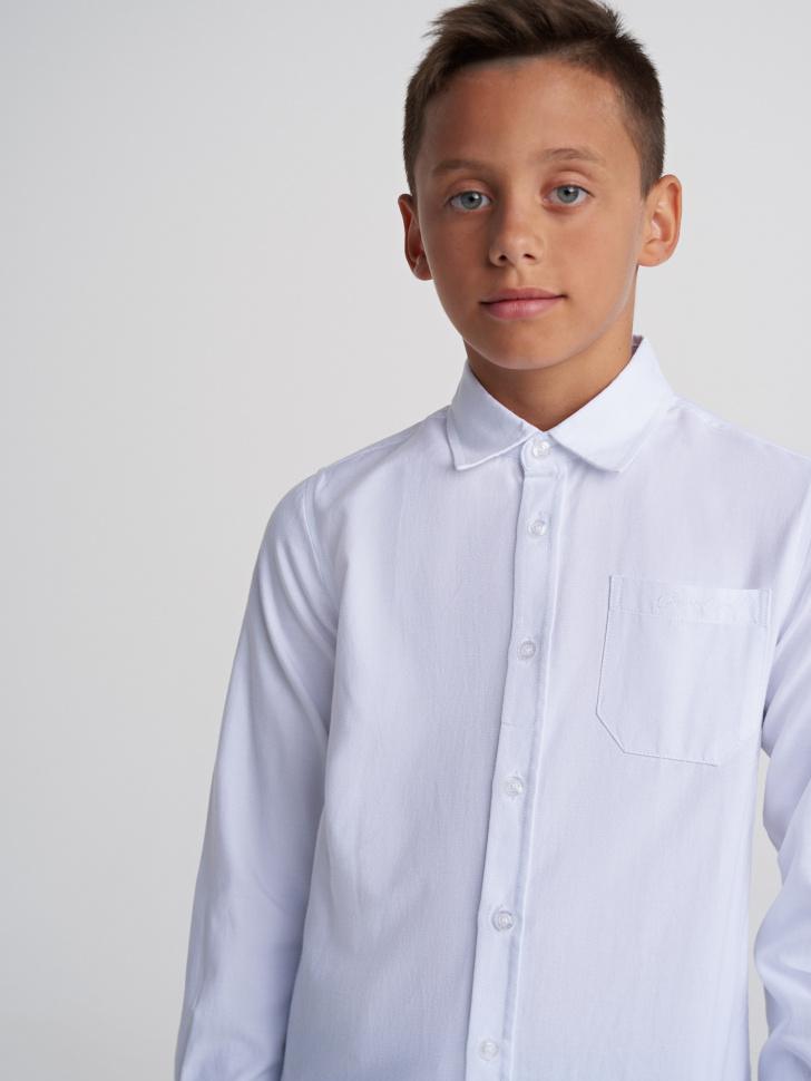 Купить со скидкой Рубашка для мальчиков (белый, 13)