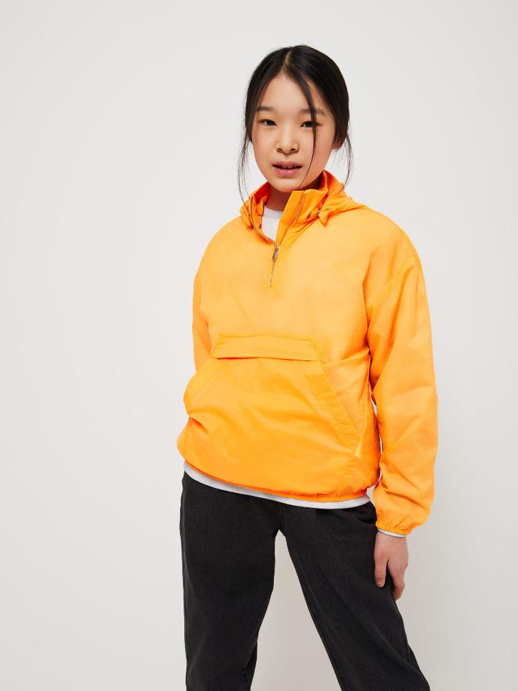 куртка для девочек (желтый, 122/ 7-8 YEARS)