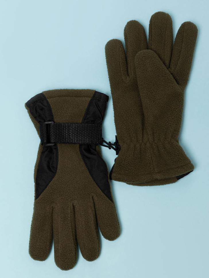 перчатки для мальчиков (зеленый, 5 - 8 YEARS)