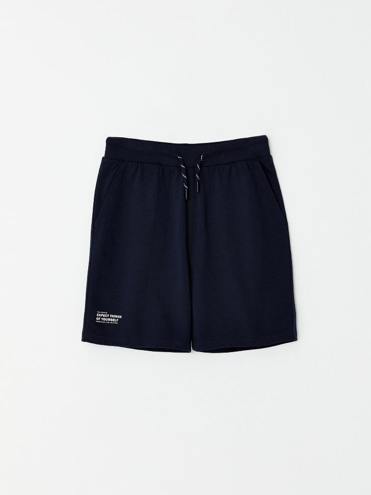 шорты для мальчиков (синий, 140/ 10-11 YEARS)