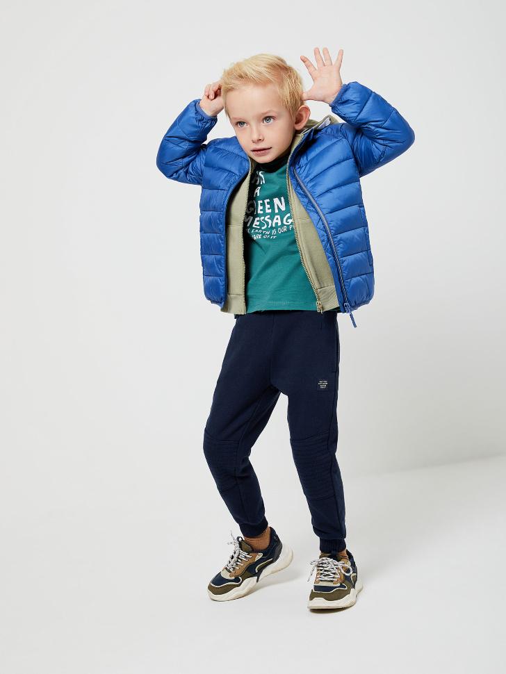куртка для мальчиков (голубой, 104/ 4-5 YEARS)