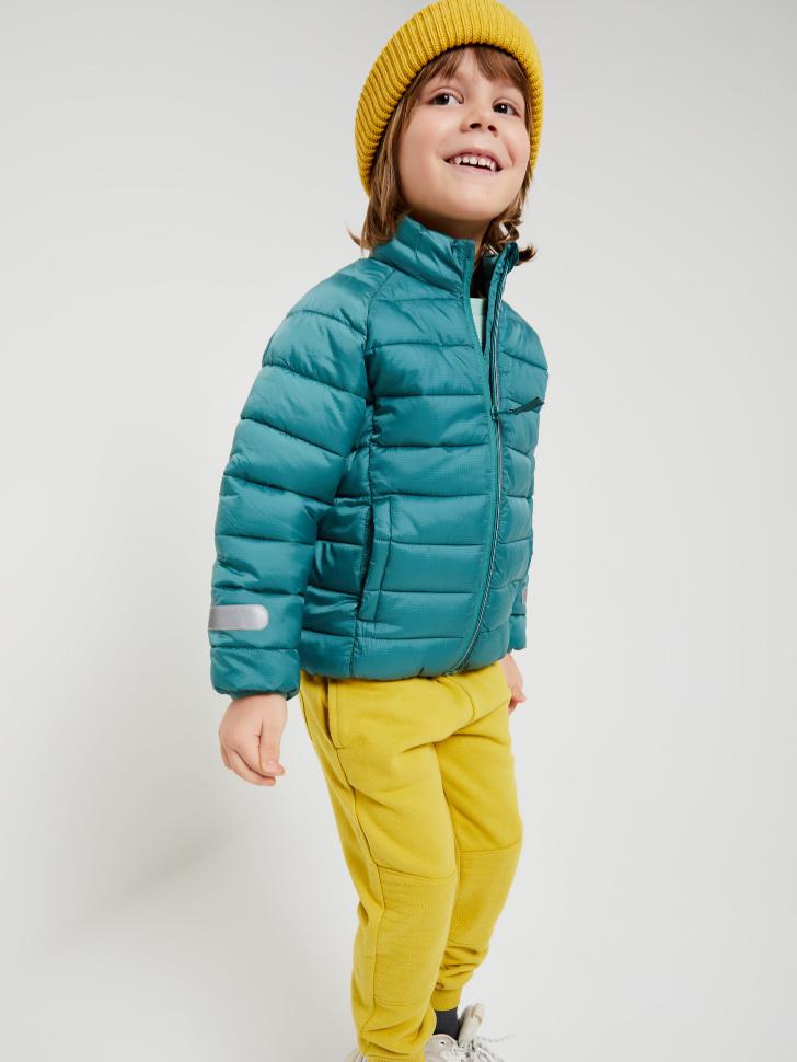 куртка для мальчиков (зеленый, 98/ 3-4 YEARS)