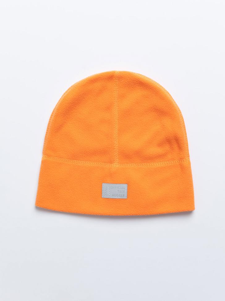 шапка для мальчиков (оранжевый, 52/54)