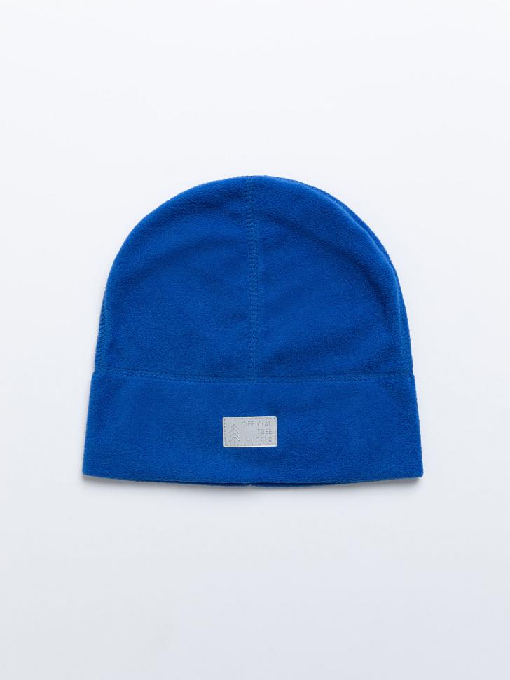 шапка для мальчиков (синий, 50/52)