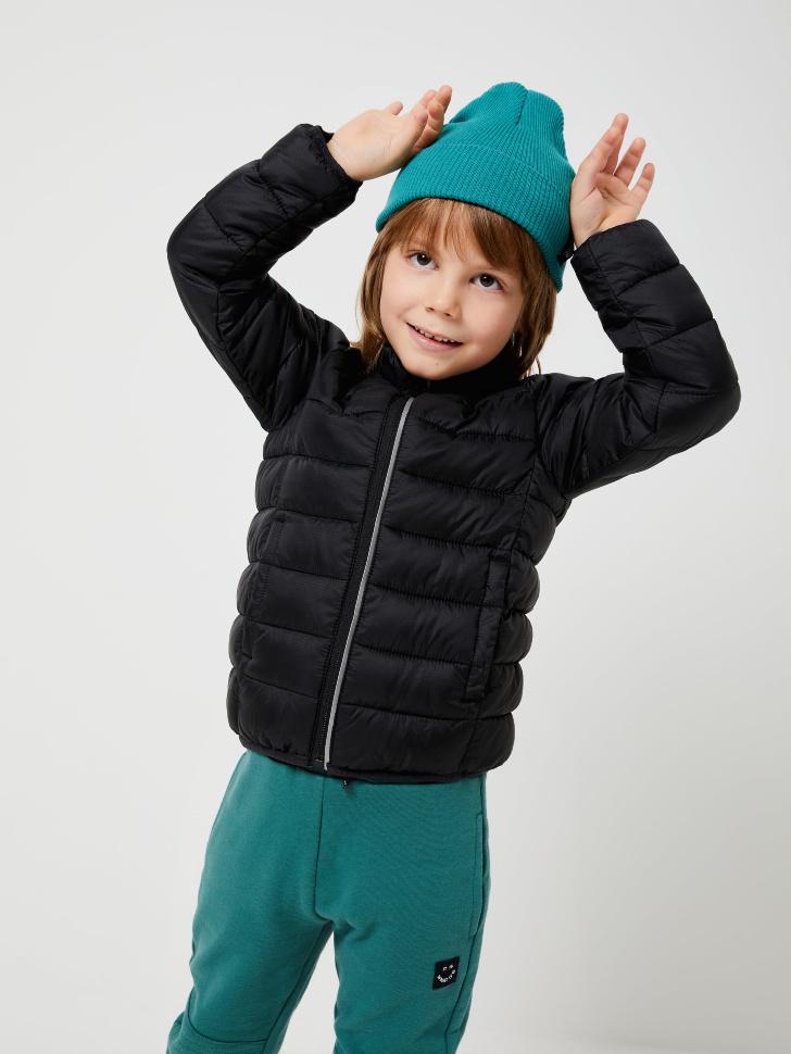 куртка для мальчиков (черный, 110/ 5-6 YEARS)