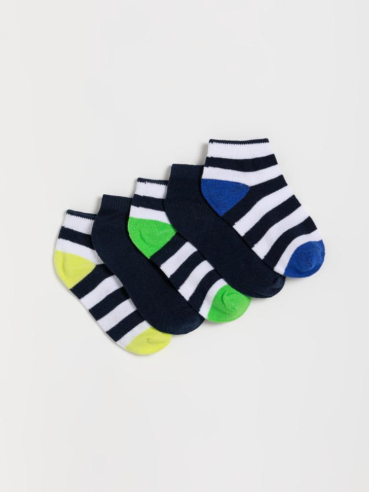набор носков для мальчиков (принт, 14-16)