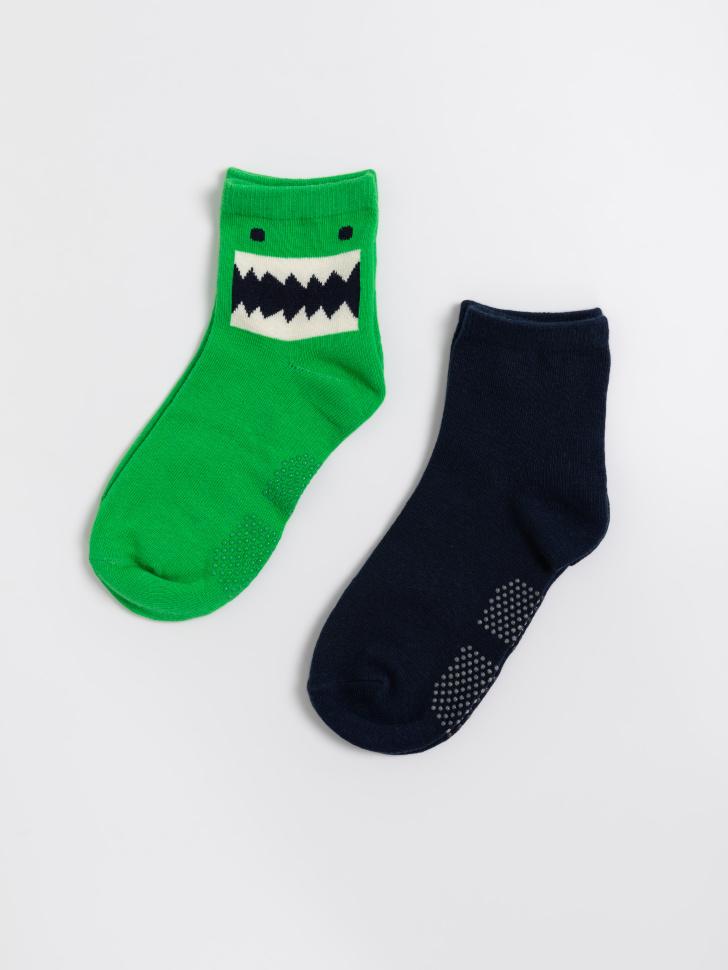 SELA набор носков для мальчиков (принт, 20-22)
