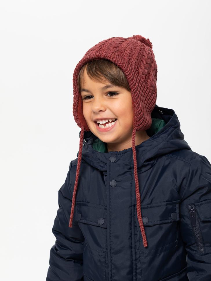 шапка для мальчиков